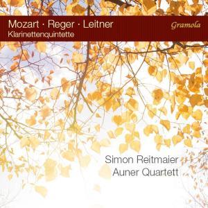 CD Clarinet Quintets