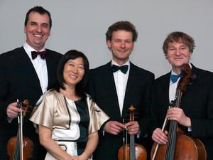 Ensemle ABRAXAS - Christian Ostertag, Tomoko Okagasawa, Matthias Ranft,