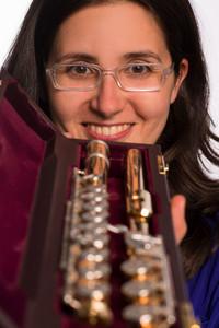 Stefanie Hofmann Unterricht Flöte  Querflöte Musikerin
