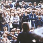 80iger Jürgen Kerth und die Freunde des Blues