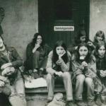 1979...Saul & seine Freunde aus Gotha auf dem Bahnsteig 2