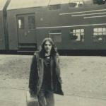 1979...Saul reist gediegen an...2019 spielt er mit Dogma'n auf dem Festival