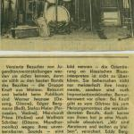 1983...Zeitungsartikel über Knuff...kurz vor den Ausreiseanträgen zweier Musiker