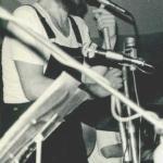 1986...Sunny von Knuff im Kasseturm Weimar