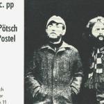 80iger...Postkarte von Postel & Pötsch