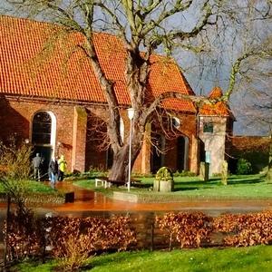 Die Warflether Deichkirche
