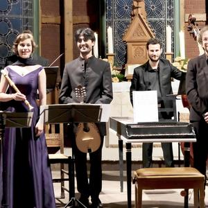 Concerto Foscari & Elisabeth Champollion