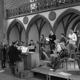 BAchkantaten-Probe, Predigerkirche Basel