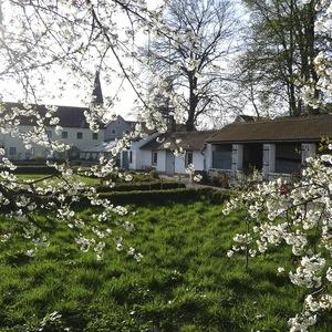 Klostergarten; Foto:CMRembeck