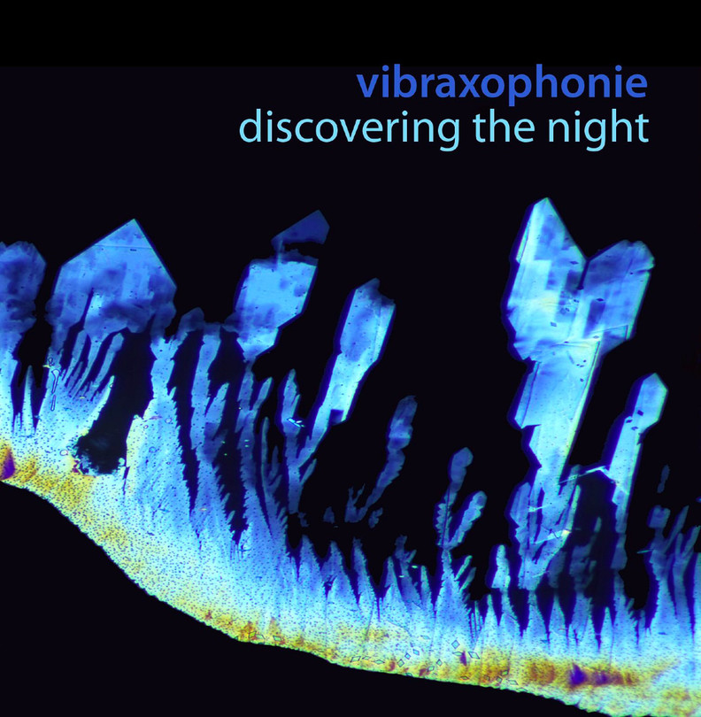 Vibraxophonie_CD-Cover_discovering the night