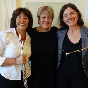 UNERhört! Mit Martina Roth und Elisabeth Stäblein-Beinlich, den Protagonistinnen vom Mai 2017
