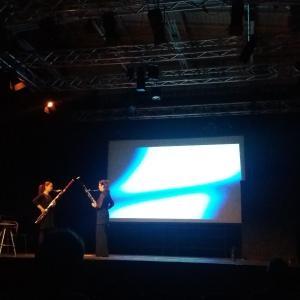 Uraufführung woher-wohin von Thomas Wenk im September 2018