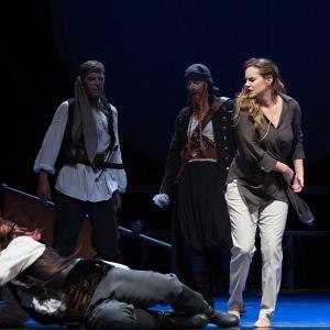 Oberon / Rezia ( Salzburg State Theatre 2019)