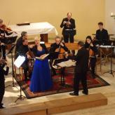 """""""Glanz des Barock"""" Silvesterkonzert mit der Philharmonie Südwestfalen Barock Hilchenbach 2019, Fotograf: Bernd Sensenschmidt"""