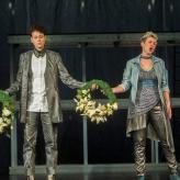 """""""La clemenza di Tito"""" Landestheater Bregenz 2020, Foto: Vorarlberger Nachrichten"""