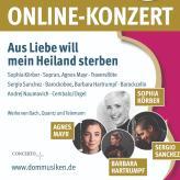 Online-Konzert Barock zur Passionszeit Bad Gandersheim 2021