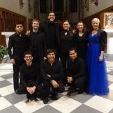 Mit dem Ensemble Hanse Galante in Bolzano 2017