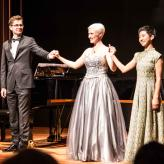 "Soloabend ""Glitter and coloratura"" mit Yun Qi Wong und Piotr Fidelus, Hannover 2019"