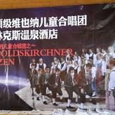Plakat in China/Gumpoldskirchner Spatzen
