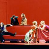 Die Fledermaus, Opernhaus Zürich 2000, © Strauss