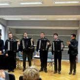 Balakan Tour Neue Akkordeonmusik im 21. Jahrhundert 2014
