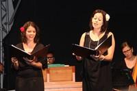 Konzert Schloss Bruck - Ensemble Innegal 2015