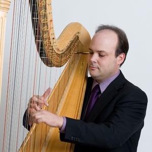 Simon Bilger, Harfenist