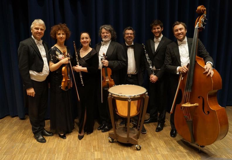 Markus Lechner im Johann Strauss Ensemble Bad Krozingen