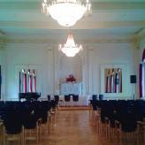 Spiegelsaal im alten Kurhaus Bad Zwischenahn
