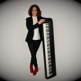 Event-Pianistin Christine Stengert