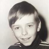 mit 8 Jahren