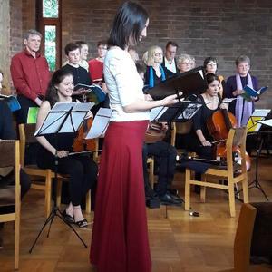 Keltische Messe mit dem ev. Kirchenchor Lichtenberg