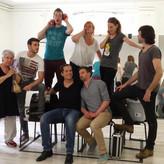 Cast Bye Bye Bar - Reloaded, Theater am Hechtplatz, Zürich 2016