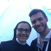 Titanic, Melide TI 2016, mit Suor Cristian Scuccia
