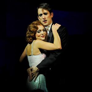 Hanna Glawari, Die lustige Witwe, 2010, with Kevin Greenlaw