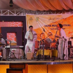 SAMA Music Festival, Khartoum/Sudan, 2015