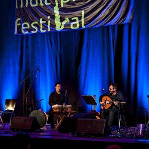 Multiphonics Festival, Alte Schlosserei, Offenbach 2015