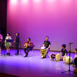 Workshop mit Ensemble FisFüz in Korea, Seoul