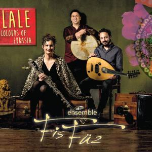 CD Cover_Lale - Colours of Eurasia