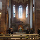 im Kloster Alpirsbach