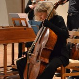 Brigitte Grenet, cello