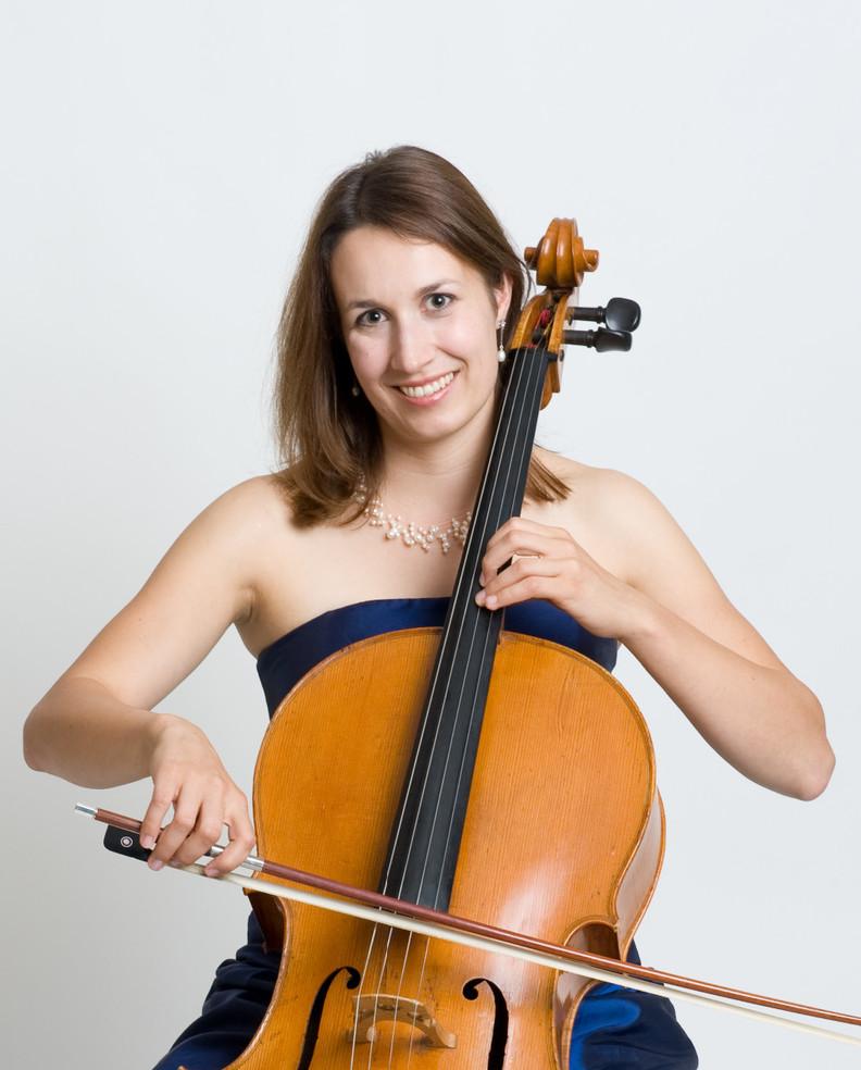 Anna Katharina Trauffer, Violoncello