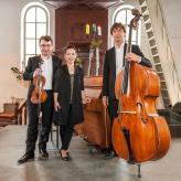 NNO piano trio Sergei Bolotny violin Sven Otte double bass Keiko Sakuma piano foto Klaus David