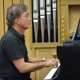 Peter Przystaniak am Klavier