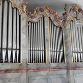 Orgel in St. Alexander, Ofterschwang