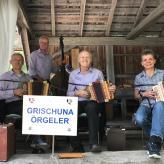 Sagi-Fäscht Tschiertschen mit Gastmusikantin Brigitte Göring