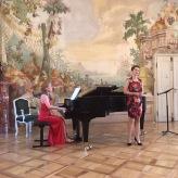 Abschlusskonzert beim Meisterkurs mit Rudolf Piernay