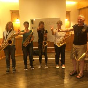 Saxophon Workshops mit Sax Master Stefan Lamml Verbessere deinen Sound und lerne das Improvisieren Schritt für Schritt www.stefan-lamml.de/sax-workshop