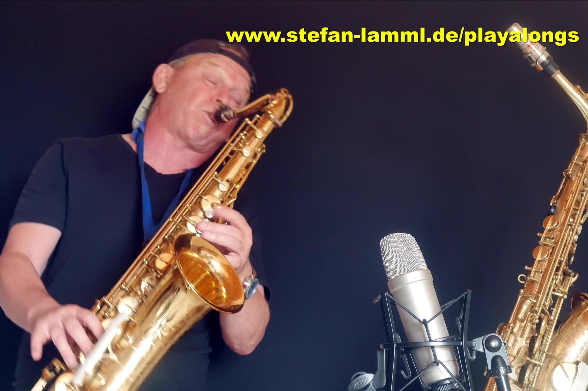 """Saxophon""- Newsletter, Sax Coach Stefan Lamml Saxman"