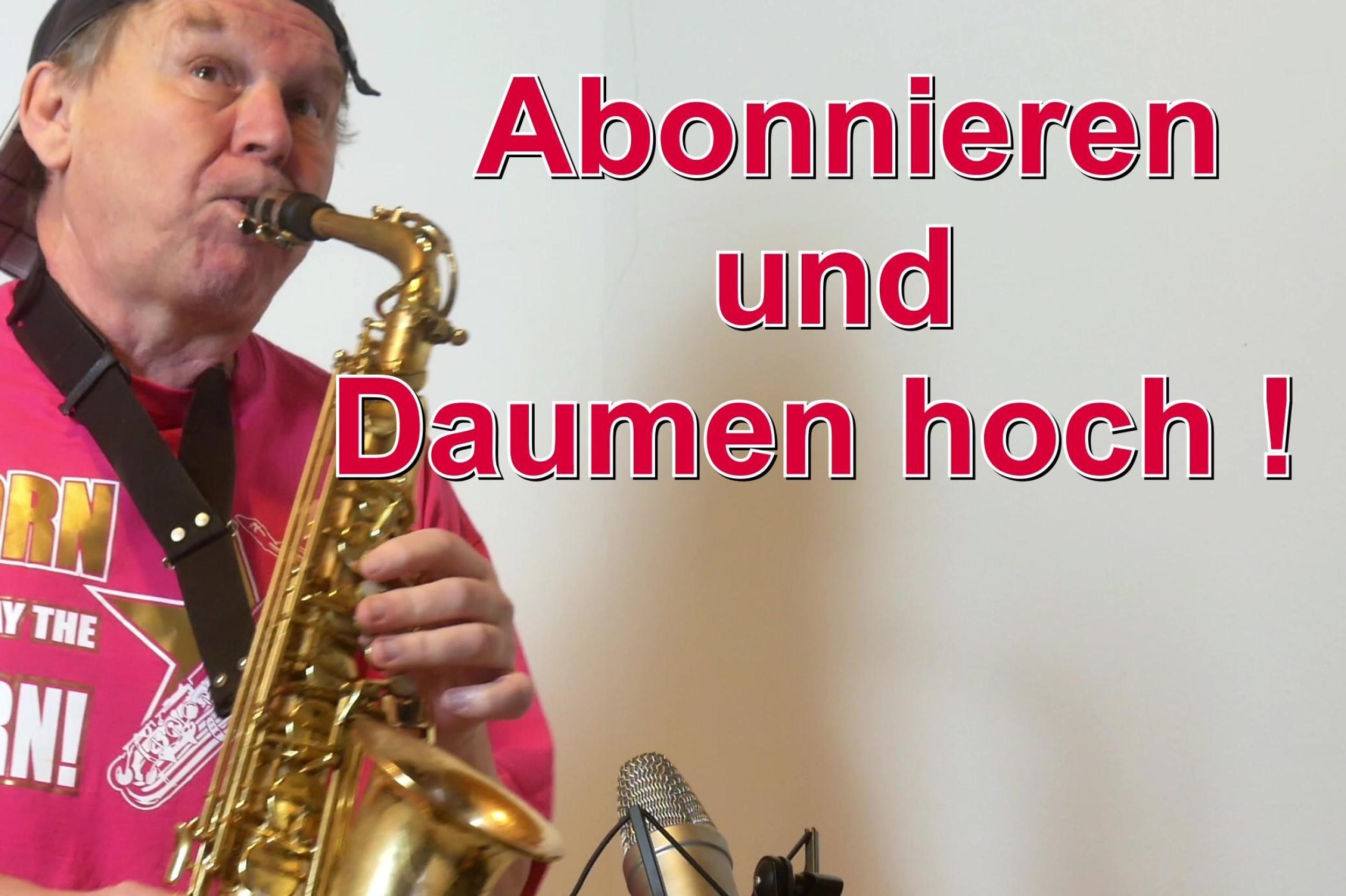 Stefan Lamml Sax Man Sax Coach Saxophon Solo Saxophon Solist